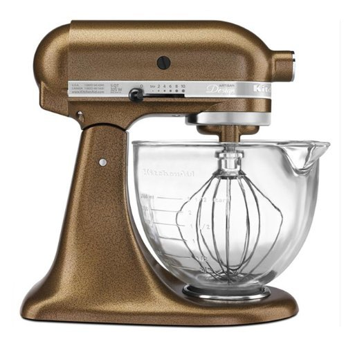 The Copper Pearl Kitchenaid Mixer Above Is Also Beautiful And Subtly Diffe Than Metallic Series Unfortunately It Only Available