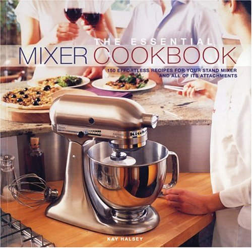 The best stand mixer recipes you havent heard of kitchen tools while we cant claim to have tried all of the recipes in these books we think they are worth looking at either for yourself or as a gift happy mixing forumfinder Images